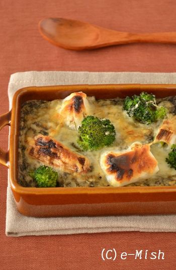 余った海苔やお餅でできる海苔グラタン。消化のいいとろろは、老若男女のみんなにおすすめのレシピです。あまった野菜を加えても◎