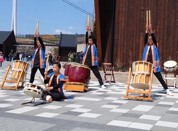 三島スカイウォークでは、季節ごとに様々なイベントが行われています。