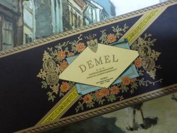 オーストリアの王室にも愛されているという菓子店、DEMEL(デメル)は、美味しさに加えてパッケージが美しく品があることでも人気です。 全国の百貨店や公式サイトで購入可。