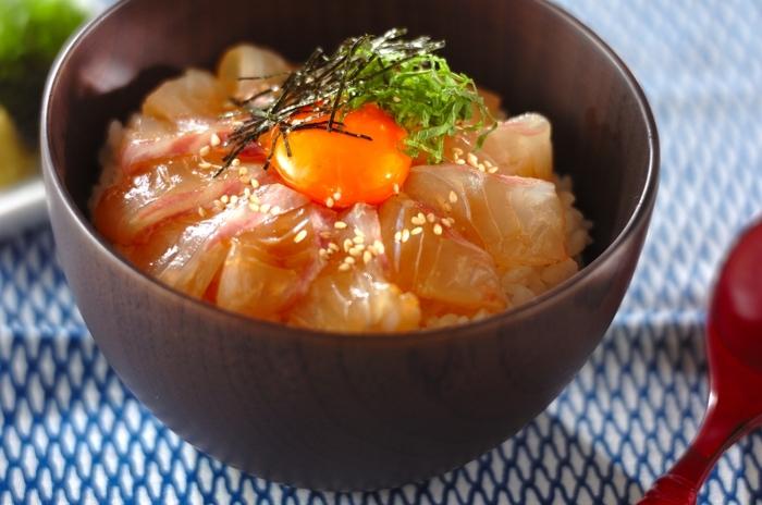 刺身はもちろん、煮てよし、焼いてよし、炊き込んでよし。くせがないので、和でも洋でも楽しめるのもうれしいところです。