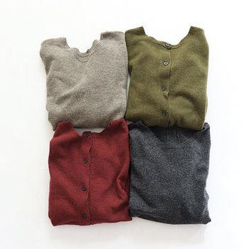 冬の衣類はかさばるので、できるだけコンパクトなもので、着替えも最小限にしたいですよね。でも実際、毎日同じ服だとつまらないな…と思うのも事実。