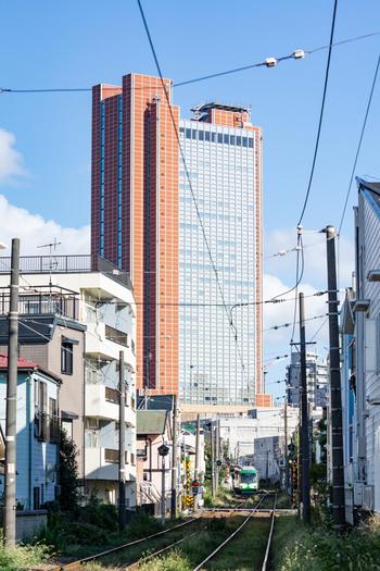 東京都世田谷区に位置し、東急電鉄の田園都市線と世田谷線で行くことのできる「三軒茶屋」。どこか懐かしさを感じる商店街や気取らない飲食店、こだわりの雑貨や洋服を扱うお店、そして駅前のビル「キャロットタワー」には世田谷パブリックシアターやシアタートラムといった劇場まであり、どんなときも楽しい時間を過ごせるような魅力的な地域です。