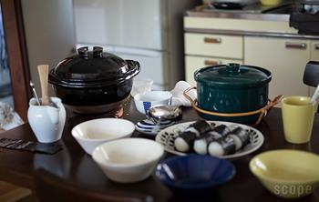 食卓に出していても雰囲気を損なわない土鍋さん。 憧れます。 ここからは、おすすめの土鍋をご紹介いたします。