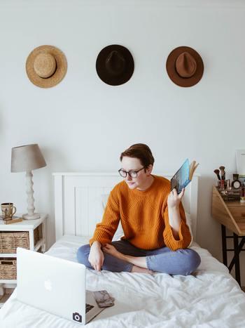 冬のおこもりも私らしく*あったか、楽ちん、リラックス「おしゃれルームウェア」特集