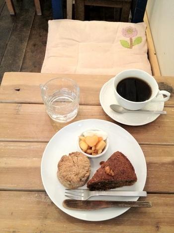 おでんが食べられるカフェの日もあれば、テイクアウトもできるパンが買える日もあります。日によって内容が違うので、いつ訪れてもイベントのように滞在を楽しむこともできますね♪