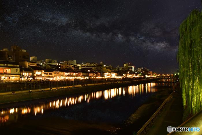"""朝から晩までにぎわいを見せる、京都の中心地""""河原町""""周辺。風情のあるお店がたくさん集まっているので、京都旅行に行くならぜひ足を運んでみて下さいね。"""