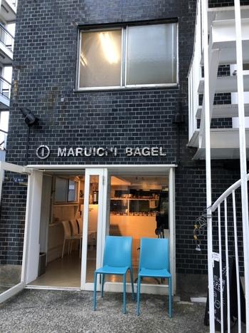 白金高輪駅から北へ450mの場所に2004年にオープン。 食べログでは、ベーグル部門で№1の高評価を得ています。
