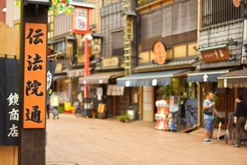 【浅草】に行くなら外せない!人気の「食べ歩きグルメ」8選 -マップ紹介付き-