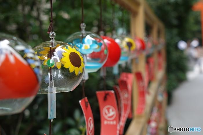 福徳神社に続く広場を、福徳の森と呼びます。福徳の森は都会のオアシスとして、憩いの場所としてだけではなく、季節ごとに様々なイベントが繰り広げられています。