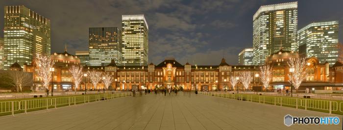 構内~周辺まで40選!東京駅の観光スポットで素敵な1日を過ごそう