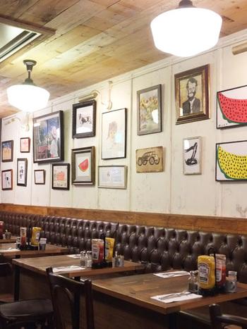 ニューヨークにあるBubby'sが東京駅にも登場しました。洗練されたニューヨークスタイルのカフェでありながら、どこか懐かしさも感じる深い味わい。