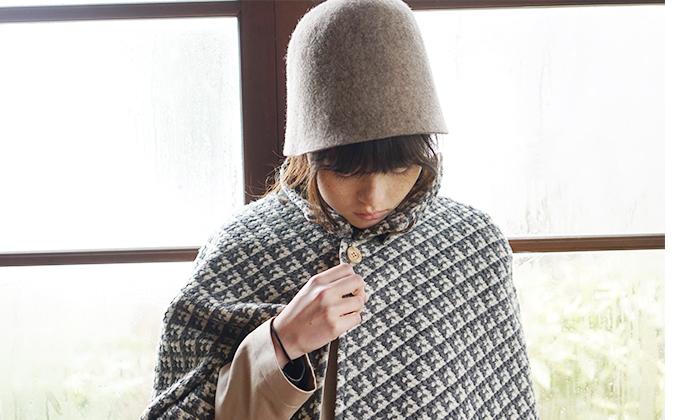 冬は【帽子】のおしゃれが楽しい!「デザイン別」おすすめコーデ