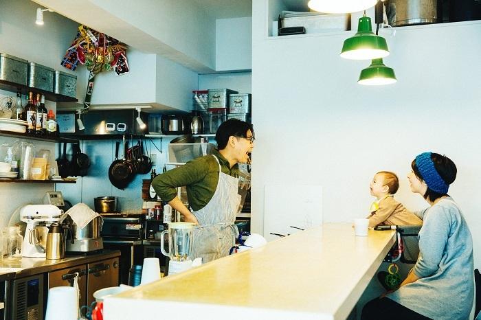 vol.95 SOL'S COFFEE 荒井利枝子さん 情熱を宿した、一杯のやさしいコーヒー