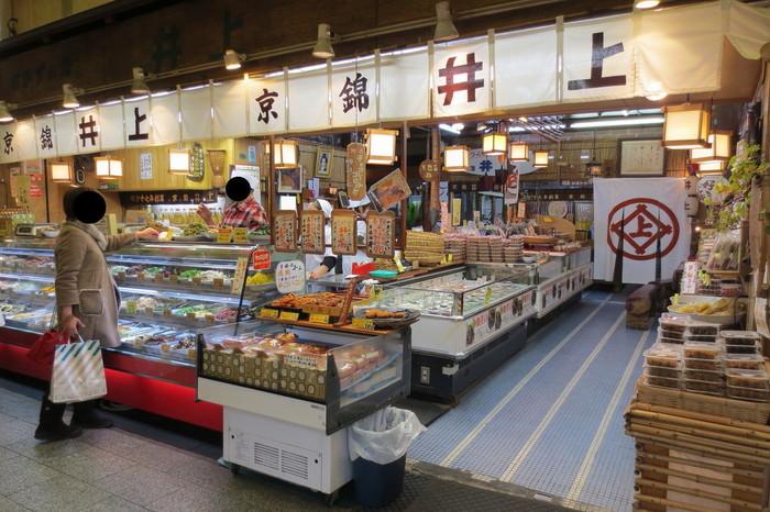 【京錦 井上】は京野菜を使った佃煮やお惣菜などを扱うお店。その中で特に話題になっているのが、他にはない珍しいお惣菜です。