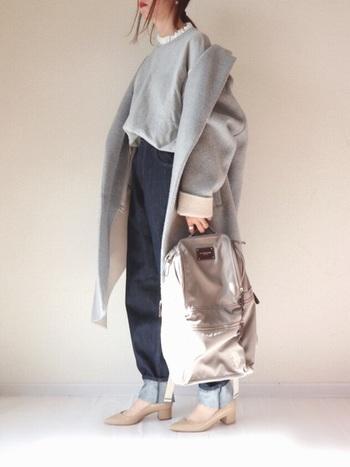 細すぎず太すぎない。ちょうどいい大人のおしゃれな着こなしを作る、『ボーイジーンズ』。あなたも自分に似合う一本を見つけてみませんか?