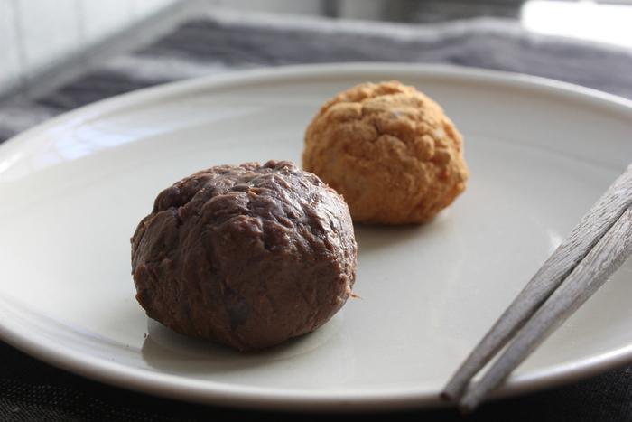 きな粉やあんこが余っているからといって、お餅ばかり食べると飽きてしまうことも。使い方次第でスイーツやおかずなど、案外幅広く活用することができますよ。使用量を添えてレシピを紹介しているので、余った量に合うものを探してみましょう!