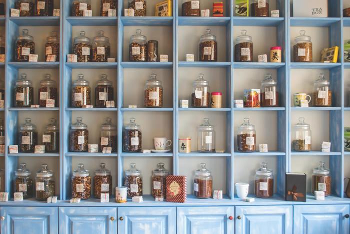 ちょっといい専門店の紅茶も1000円あれば、十分に選べます。香りや味の深さは、質の高い紅茶ならではです。