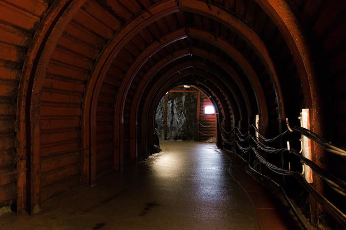 織田・豊臣・徳川幕府の直轄鉱山として、さらに明治には政府直轄となり皇室財産ともなった大鉱山のひとつ「生野銀山」。今は閉山していますが、昔をそのままに実際に掘られていた坑内を見学することができます。銀山の歴史やロマンを感じつつ、生野銀山名物の銀山うどんなどグルメを楽しむこともできますよ。