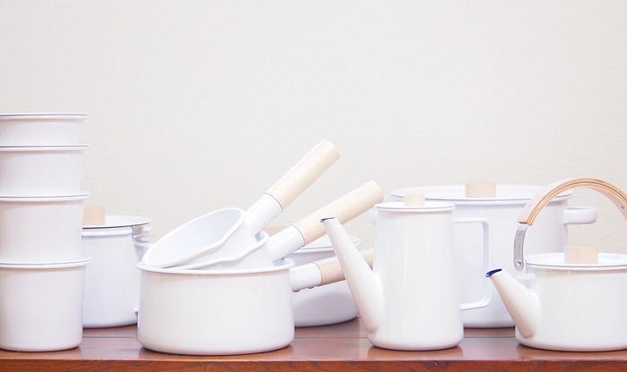 魅力を知れば、使いたくなる!「琺瑯容器」の活用術とおすすめレシピ