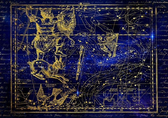 海神ポセイドンの息子であるオリオンは優れた狩人でしたが、気性が荒く、いつも「自分が一番強く、どんな獲物でも倒すことができる」と自慢していました。この驕りが神々の怒りを買い、オリオンの元に1匹のサソリが送られます。オリオンはこのサソリに刺されて亡くなってしまいますが、やがて天にあげられ星座になったと伝えられています。