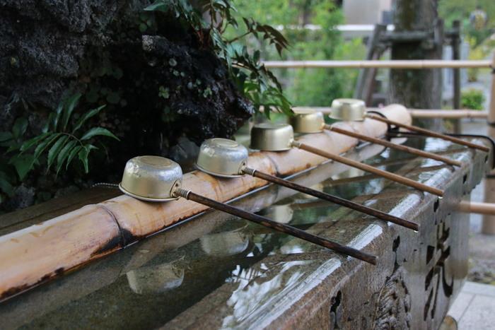 1900年ほど前に日本武尊(ヤマトタケルノミコト)が創祀したと伝えられている、大変歴史ある神社です。 現在の社殿は宝永3年(1706年)に建てられ、本殿、幣殿、拝殿、唐門、西門、透塀、楼門の7棟が国の重要文化財に指定されています。