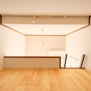 ロフト部分は当然天井に一番近い場所になるので、上の住人の生活音が多少なりとも聞こえてくることもあります。 最上階ならこのような心配はありませんが、音が気になるということも知っておいたほうがよさそうですね。