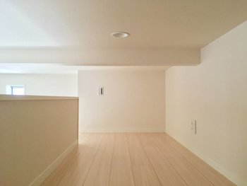 ちゃんと活かせてる?「ロフト」を有効活用してお部屋をもっとおしゃれに