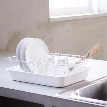 毎日のことだから、お気に入りを清潔に長く使いたい…。 今回ご紹介した「水切り」は、どれも長く寄り添って行ける、おすすめのアイテムです。おうちのキッチンに合わせて、自分スタイルの「水切り」選んでみて下さいね♪