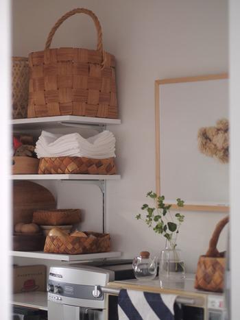 物が多くても大丈夫。「清潔感」のある部屋を作る収納術とインテリア