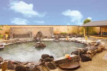 お得な回数券を使えば1回500円で利用できる、仙台コロナの湯。JR陸前高砂駅から車で10分ほどの場所にあり、7種類のお風呂を楽しむことができるから、休日は家族連れにも大人気!