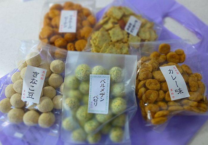 カレー味に、きなこ豆。パルメザンパセリ…!?いったいどのような味なのでしょう…。季節限定販売商品もあるそうなので、是非チェックしてみて。