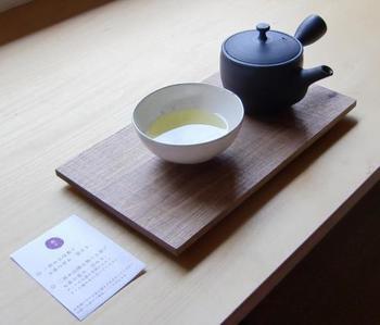 桃のような甘い香りが特徴の鉄観音茶。渋みが少なく飲みやすいお茶。  (※画像はイメージです。)