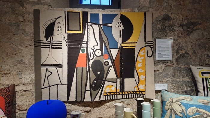 天才画家パブロ・ピカソはスペインのマラガに生まれ、10代をバルセロナで過ごしたのだそうです。そのバルセロナには、ピカソの秘書だったジャウメ・サバルテスの個人コレクションなどピカソの作品が所蔵されています。 こじんまりとして、落ち着いて鑑賞できる美術館です。