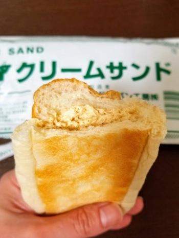 気仙沼で古くから地元の人々に愛されてきた「クリームサンド」。誕生は半世紀程前ですが、製造元の閉店後、紆余曲折を経て現在は「フレッシュ製パン」から独立した「気仙沼パン工房」が製造販売しています。