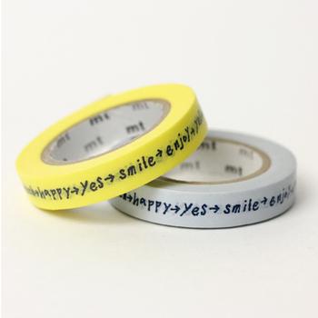 メジャーがない場合は、マスキングテープが使えます。テープを爪に貼り付け、横幅に印を。その後定規でサイズを測りましょう!左右でサイズが違うこともあるので、すべての爪のサイズを測ることをおすすめします。