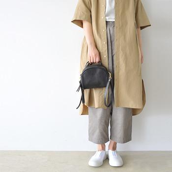 2wayで活用できるバッグは、シーンごとに使い分けできてコスパも抜群♪ぜひ多用途に使えるバッグを活用して、数が多くなりがちなバッグの整理にも役立ててみてくださいね♪
