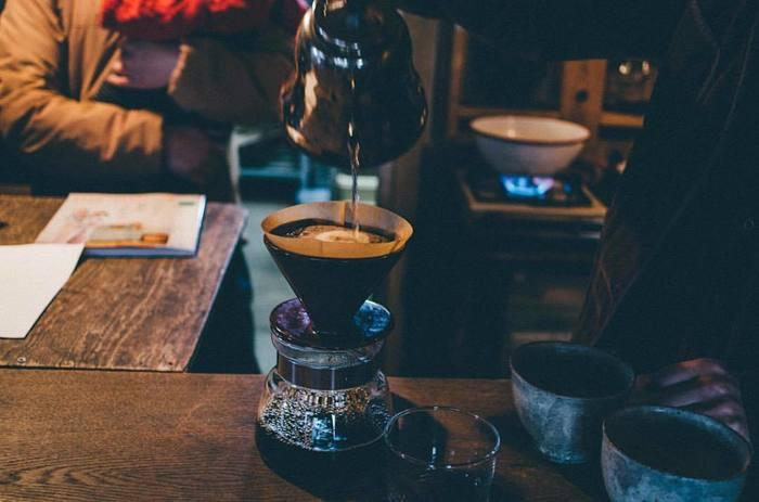 リッチな気分を味わいつつも…手軽さも欲しいときには、お湯を注いでいれる「粉」タイプのフレーバーコーヒーを。長い間保存すると香りが抜けてしまうこともありますが、比較的手軽にフレーバーコーヒーを楽しむことができますよ♪
