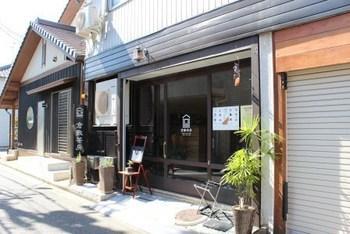 茶屋町の倉敷刀剣美術館の近くにある「倉敷茶房」は、カレーと珈琲が美味しい大人の隠れ家的お店。
