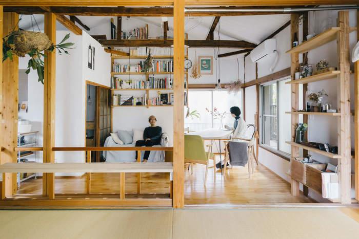 最新の賃貸住宅事情から、DIYや暮らし方など、住まいの情報が網羅されていて、読み物としても楽しいサイトです。 みんなのお部屋をのぞいていると、アイデアが湧いてきてDIYが楽しくなりそう。