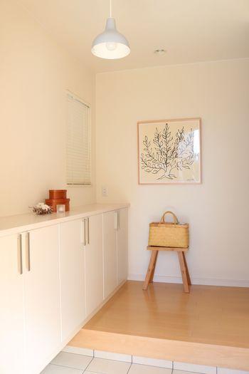 家族だけでなく、お客様が最初に通る場所でもある玄関。玄関の香りで、その家の印象が決まると言っても過言ではありません。