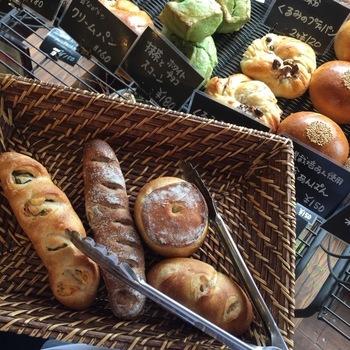 『パン・オ・ルヴァン』は松本産小麦「ユメアサヒ」100%。