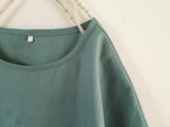 オリジナルの布も販売されており、洋服からバッグ、小物入れなど、ハンドメイド作家さんに幅広く愛用されています♪