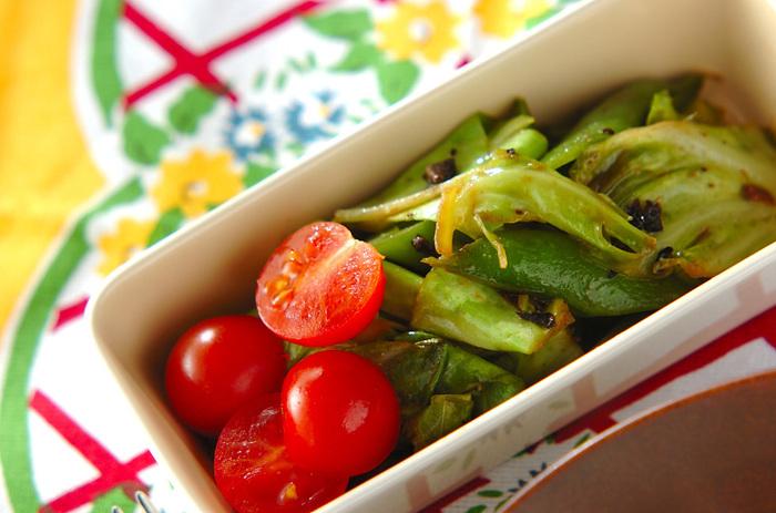 食卓に新しい季節の足音♪「菜の花&春キャベツ」のアイデアレシピ
