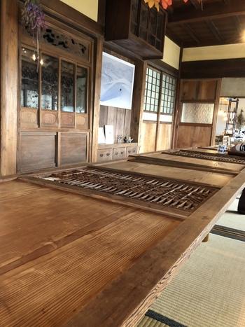 まるでおばあちゃんの家に遊びに来たかのような、懐かしい気持ちになれるカフェ。房総半島中部に位置するのどかな村、長生村にあります。