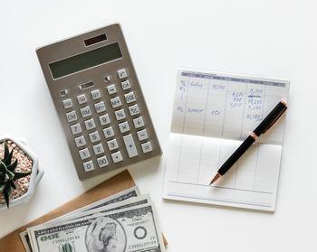 今年の貯金額の目標や節約したいポイント。書き出してみると、すごくリアルに感じられて、実現の近道になりますよ。