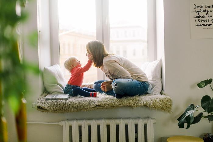 1日30分でもいいから、家族としっかり触れ合うこと。相手の目を見て、素直な感情のままに過ごす愛おしい時間。
