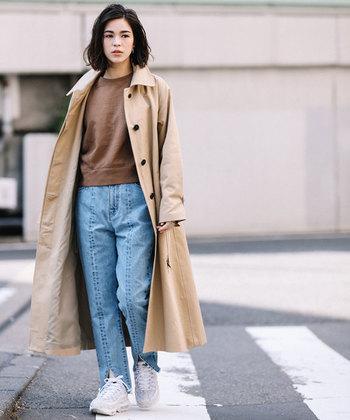 リラックス感のある「上品なカジュアル」をテーマとしたブランド。ベーシックな中にも旬の要素を取り入れた着心地の良い素材や、クオリティを追求したお洋服が揃っています。