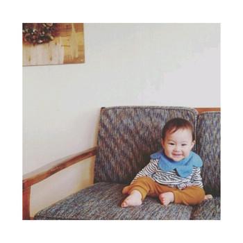 おしゃれな「スタイ」があれば、赤ちゃんの毎日の着こなしがもっと楽しめるはず♪お洋服のように「スタイ」もおしゃれにコーディネートしてみませんか?