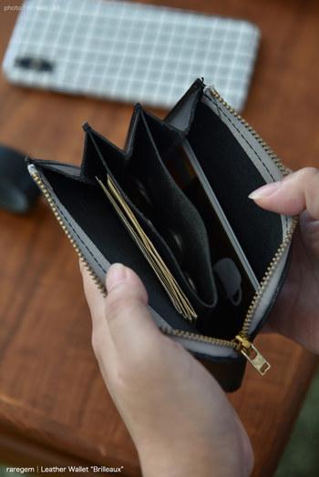カードでの支払いは、お金の動きが見えない分、つい気が大きくなりがちです。できるだけ現金で買い物する習慣を。