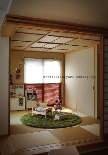 住まいのなかに和室があるとほっとできますが、上手に活用できていないという方も多いのでは。独立した和室は使い道が限られているため、少しもったいないスペースになっているかもしれませんね。